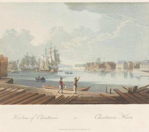 Toll-listene fra 1700-tallet: Slik var Norges tømmerhandel