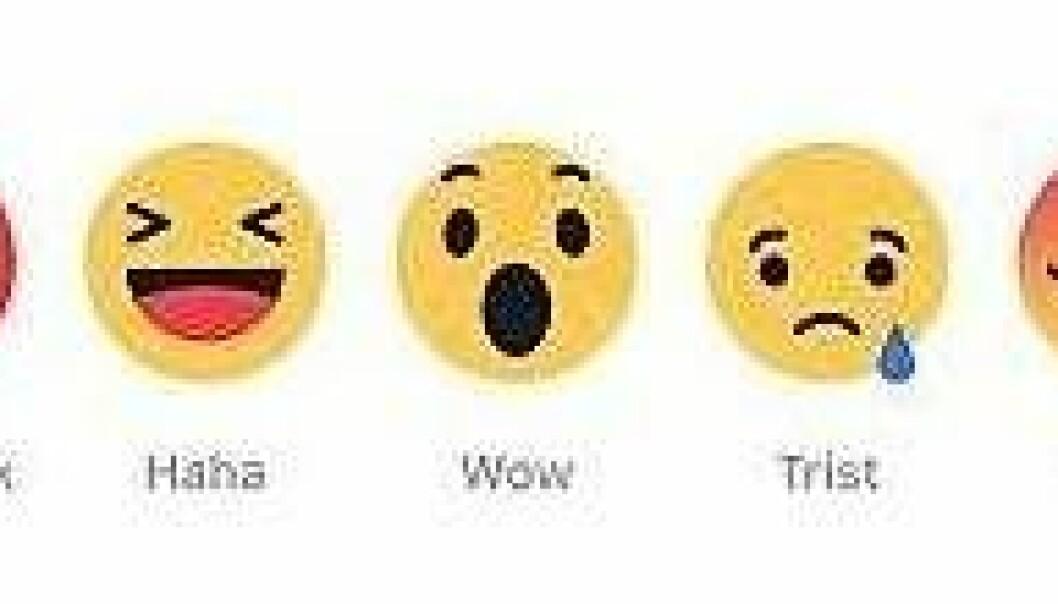 De nye Facebook-ikonene