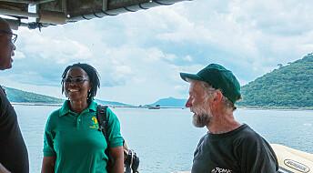 Samarbeidsavtale skal bidra til bedre fiskehelse og matsikkerhet i Ghana
