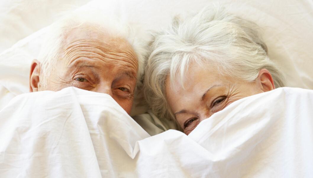 Nesten en million nordmenn mottar alderspensjon fra NAV. De fikk utbetalt til sammen mer enn 211 milliarder kroner i 2017. (Illustrasjonsfoto: Monkey Business Images / Shutterstock / NTB scanpix)
