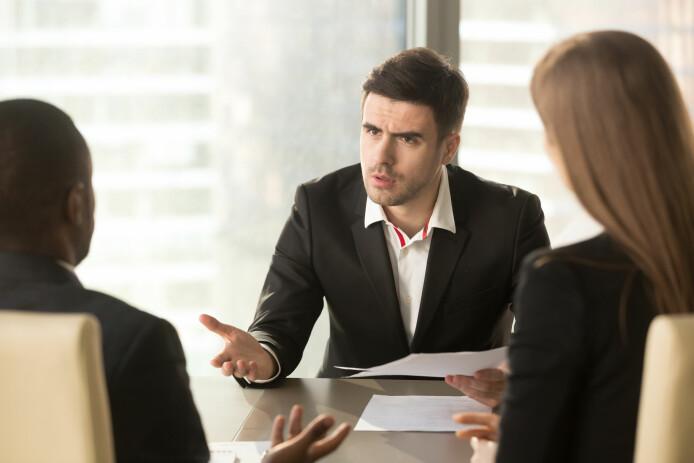 Lederes oppdragelse kan ha mye å si for forholdet de har til sine ansatte