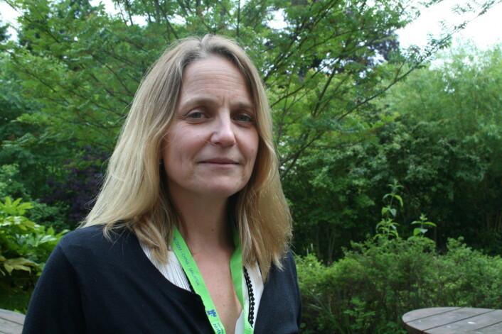 Anna Kjellström, arkeolog og forsker ved Universitetet i Stockholm. (Foto: Lasse Biørnstad)