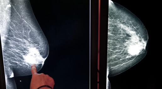 B-mennesker hadde større risiko for brystkreft, ifølge ny studie
