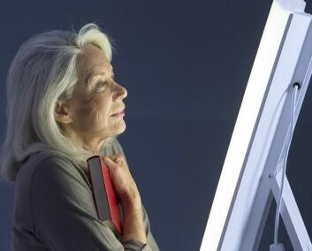 Kan lysterapi hjelpe på vekta? Det hevder et firma som selger lysterapilamper. (Foto: Shutterstock,  Scanpix)