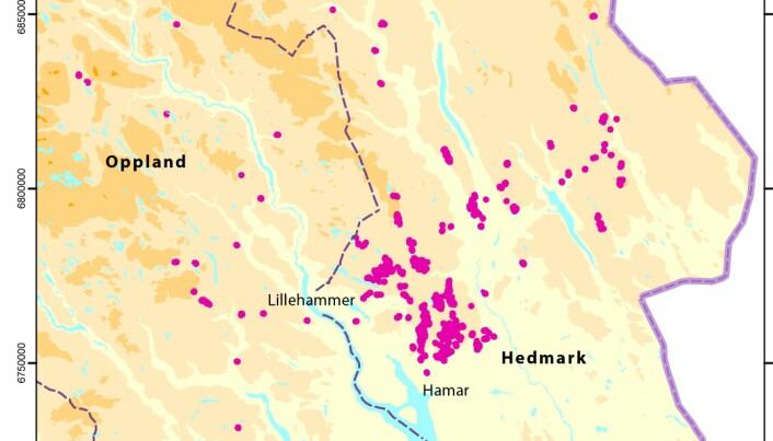 Østlandet ble rystet av kraftige jordskjelv: – Må ha blitt oppfattet som ragnarok av forfedrene våre