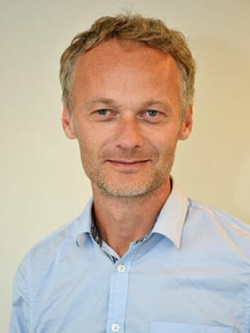 Jarle Trondal, professor og EU-ekspert ved Universitetet i Agder. (Foto: UiA)