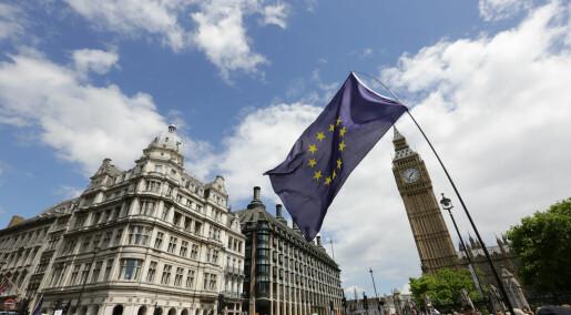 Mener EU vil leve godt med Brexit-krisen