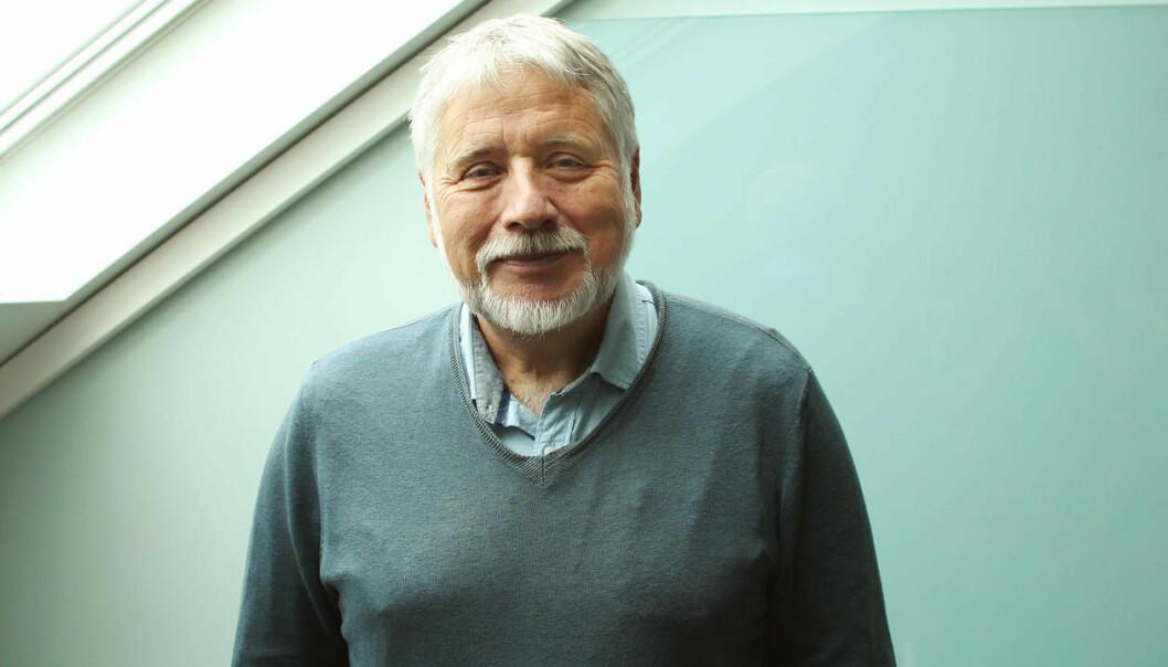 Frå 1. juli vert professor Eystein Jansen medlem av det vitskaplege rådet i ERC, det europeiske forskingsrådet. (Foto: Andreas Hadsel Opsvik, Bjerknessenteret)