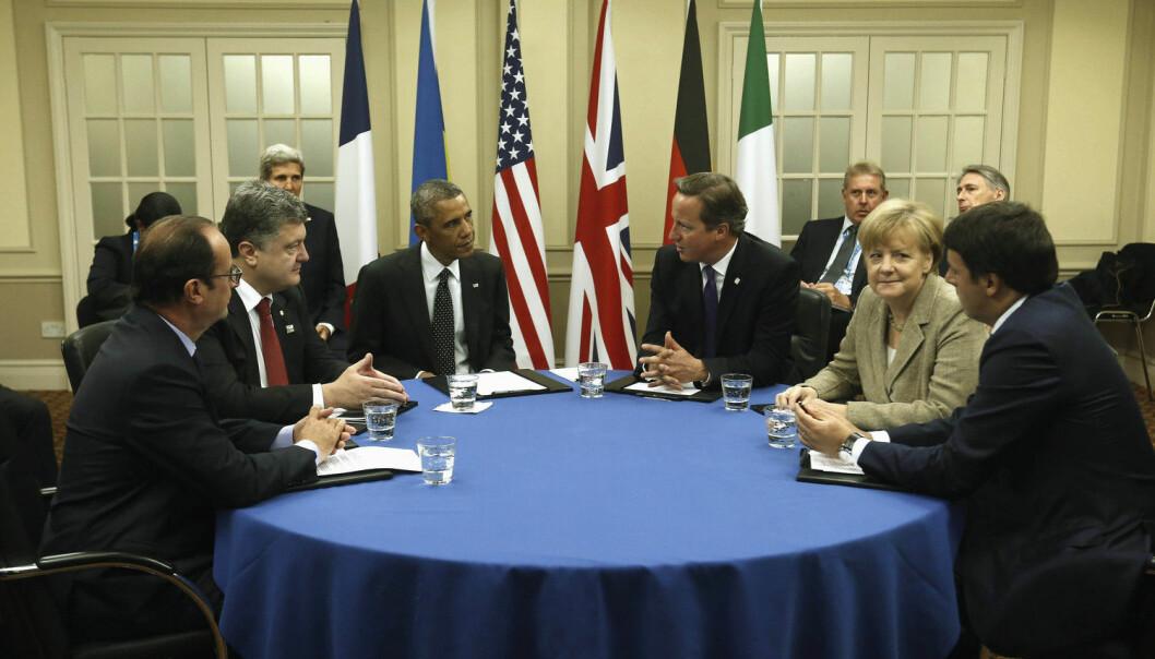 Sist NATO-landenes toppledere møttes var i Wales i september 2014. Siden den gang har verden blitt et mer usikkert sted.  (Foto: Larry Downing, Reuters, NTB scanpix)