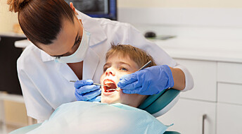 Tannleger og tannpleiere er usikre på anbefalt behandling mot hull i jekslene