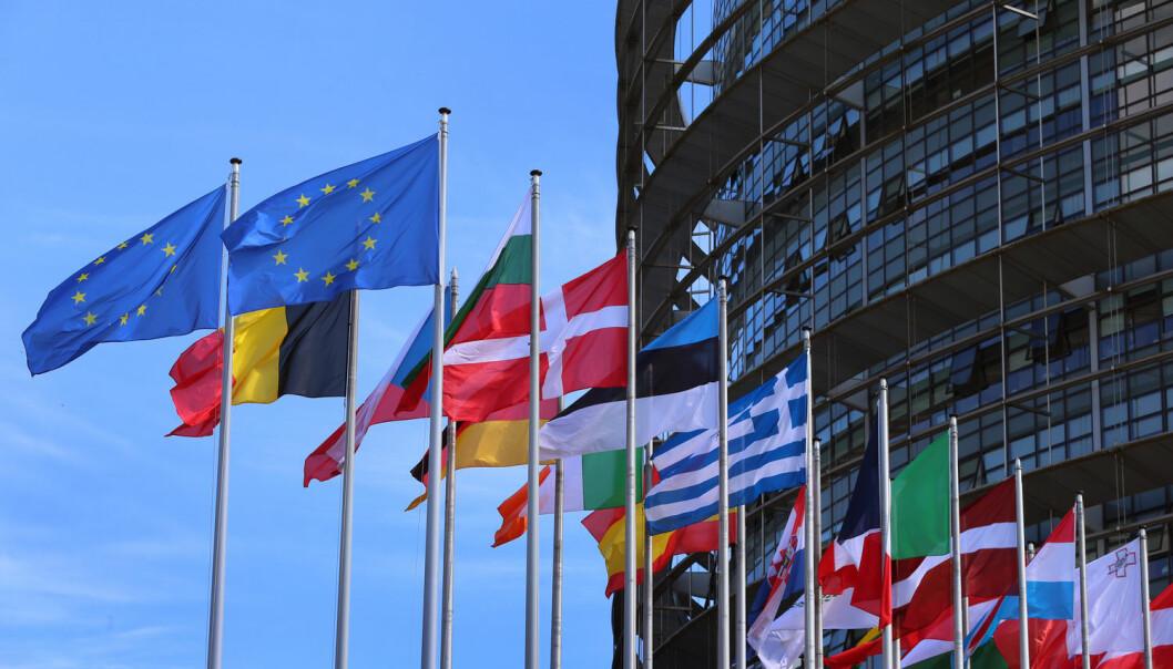 EU skulle bidra til å bygge demokrati i naboregionene i øst og sør, men har i liten grad lykkes - særlig i øst, ifølge en ny bok.  (Foto: Karl-Josef Hildenbrand, dpa, NTB scanpix)