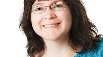 Anne Mangen er ny professor