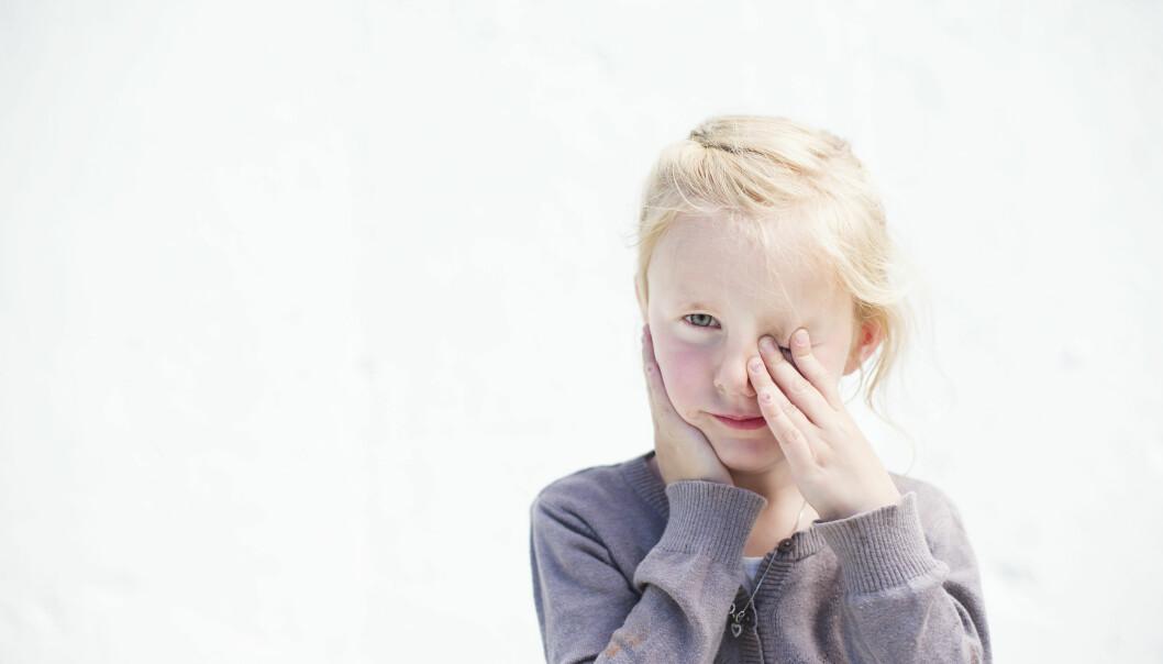 Barn må få fortelle om det de opplever, få sagt hva som er deres behov og få svar på spørsmålene sine, skriver kronikkforfatterne. (Foto: Martin Lundsvoll/Aldring og helse)