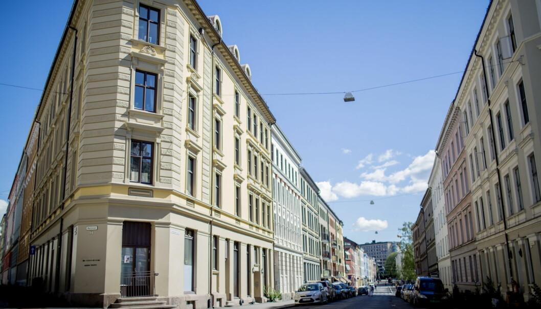 Nordmenn bruker mer penger på bolig enn nesten alle andre. De store beløpene får avgjørende betydning for privatøkonomien vår. (Foto: Thomas Winje Øijord, NTB scanpix)