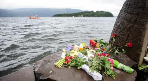 Utøya: De som var mest redde, fikk flest plager