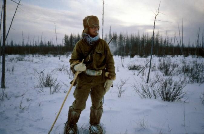 Nationalmuseets direktør, Rane Willerslev, er sosialantropolog og har tidligere vært på mange ekspedisjoner i Sibir. Men ikke engang han kan vite alt om de urfolkene han har studert, mener Tim Flohr Sørensen. (Privat foto)