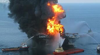Hva kan vi lære av Deepwater Horizon?