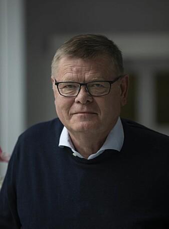 Ørjan Olsvik, professor i medisinsk mikrobioplogi ved UiT Norges arktiske universitet. Foto: David Jensen, UiT.