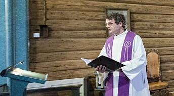 Religionsprofessor mener norsk prestehumor er blitt snillere