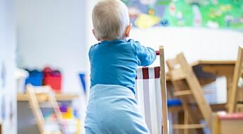 Barnevernet tar hånd om færre nye barn