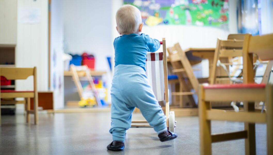 Barnevernet overtar omsorg for færre nye barn. Nedgangen har vært kraftig de siste seks årene. (Illustrasjonsfoto: Håkon Mosvold Larsen, NTB scanpix)