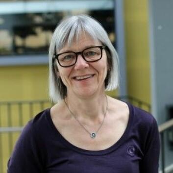 Ellen Blix ble i 2014 Norges første jordmorprofessor. (Foto: Ingrid S. Torp)