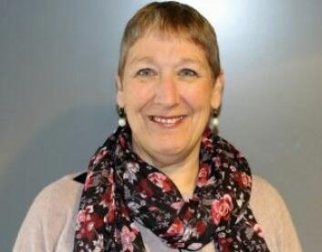 Jordmorprofessor Mirjam Lukasse tror menn unngår yrket fordi de ser på det som en «kvinnegreie». (foto: Ingrid S. Torp) (Foto: Ingrid S. Torp)