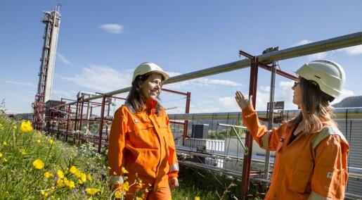 Lab-funn kan øke Norges gassinntekter