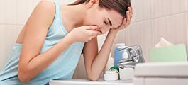 Ekstrem svangerskapskvalme var vanligere blant de som ikke var fysisk aktive før graviditeten