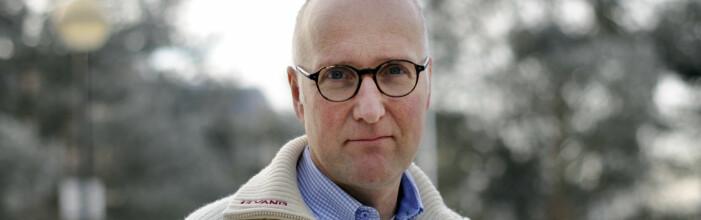 Jørgen Gustav Bramness mener at det er ingenting som tyder på at det er gunstig for den mentale helsa vår å drikke alkohol. Tvert imot. (Foto: ROP)