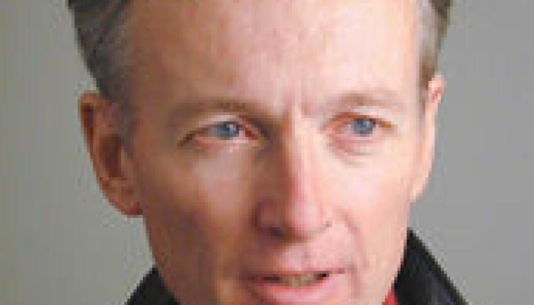 Professor og instittutleder Tor Egil Førland. (Foto: UiO)