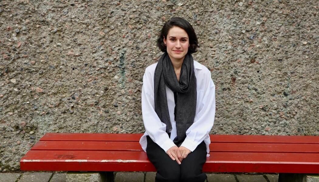 – Vi trenger mer forskning på «lone actors», de terroristene som opererer alene, sier Emily Corner. (Foto: Gro Lien Garbo).