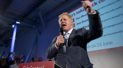 Spør en forsker: Hva skjer hvis Storbritannia melder seg ut av EU?