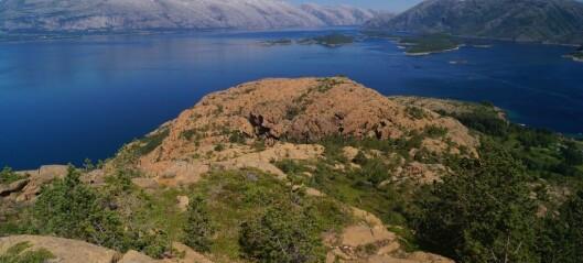 Et geologisk Nordlands-landskap
