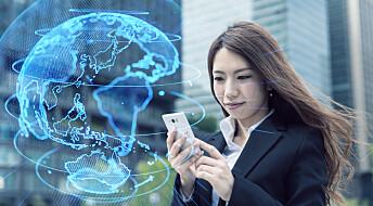 Flere nyoppstartede bedrifter hopper nå rett til det globale markedet