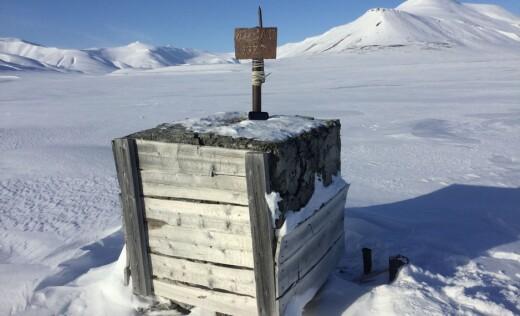 Svalbard – oljeeventyret startet i nord