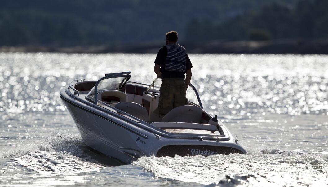 Halvparten av de som mistet livet i fritidsbåtulykker i fjor, manglet flytevest. (Foto: Scanpix/NTB)