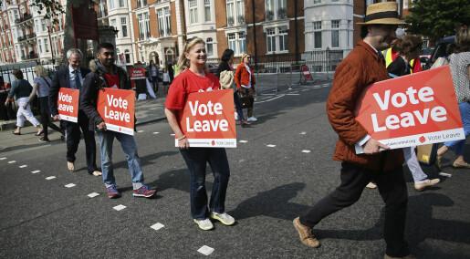 Podcast: Blir britene i EU?