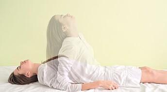 Forskere ser sammenheng mellom nær døden-opplevelser og REM-søvn