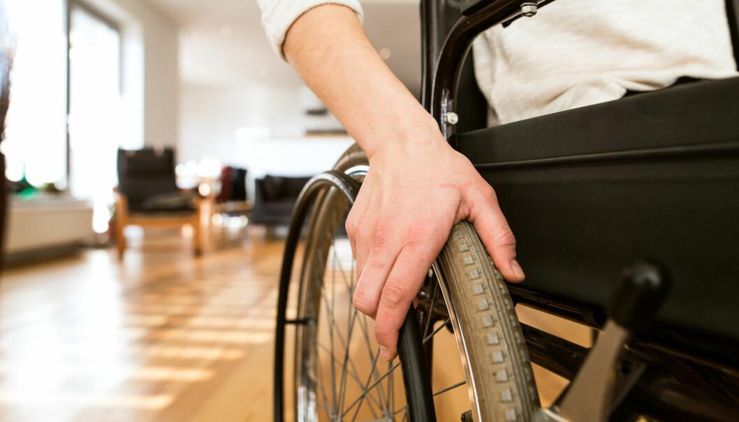 Mange med store funksjonsnedsettelser bor i kommunale bofelleskap. (Foto: Halfpoint / Shutterstock / NTB scanpix)