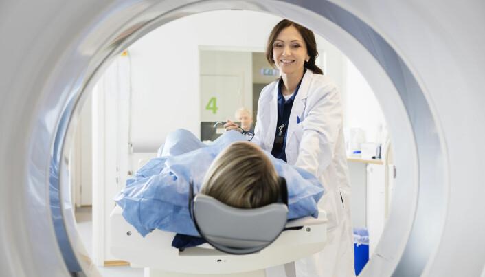 Deltakerne ble bedt om å løse ulike oppgaver imens de lå i fMRI-skanneren. (Illustrasjonsfoto: Tyler Olson/Shutterstock/NTB scanpix)