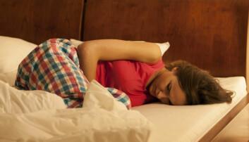 Omtrent ti prosent av nordmenn har migrene. Nå viser en studie at kvinner som lider av migrene har 39 prosent høyere risiko for hjerteinfarkt og 62 prosent høyere risiko for hjerneslag.  (Illustrasjonsfoto: Photographee.eu / Shutterstock / NTB scanpix)