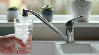 Forskere jobber med å sikre drikkevannet vårt mot angrep