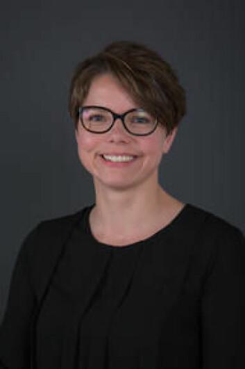 Forsker Kjersti Misje Østbakken på CORE – Kjernemiljø for likestillingsforskning ved Institutt for samfunnsforskning. (Foto: ISF)