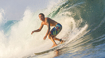 Trenger vi vannavstøtende surfeshorts?