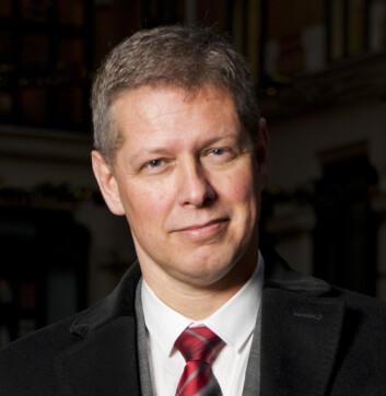 Curt A. Lier er president i Norges Juristforbund (Foto: Juristforbundet)