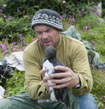 Svein-Håkon Lorentsen. (Foto: NINA)