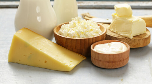 Kan du få laktoseintoleranse av å unngå laktose?