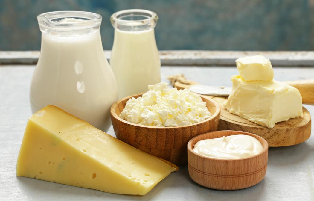 I Norge har bare to-tre prosent av befolkningen laktoseintoleranse. For verdens befolkning er tallet 70 prosent - vel og merke etter spedbarnsfasen. (Foto: Dream79 / Shutterstock / NTB scanpix)