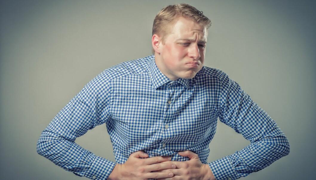 Stressmage kan bli et alvorlig problem som trenger medisinsk behandling (Foto: Colourbox)